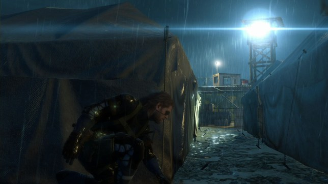 Metal Gear Solid V: Ground Zeroes (PS4) - a sneaky trick on fans