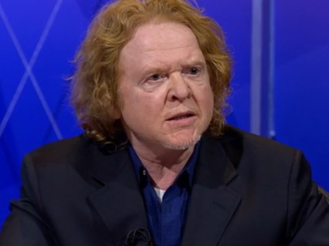 Mick Hucknall appeared on Question Time. The viewers did not let us down