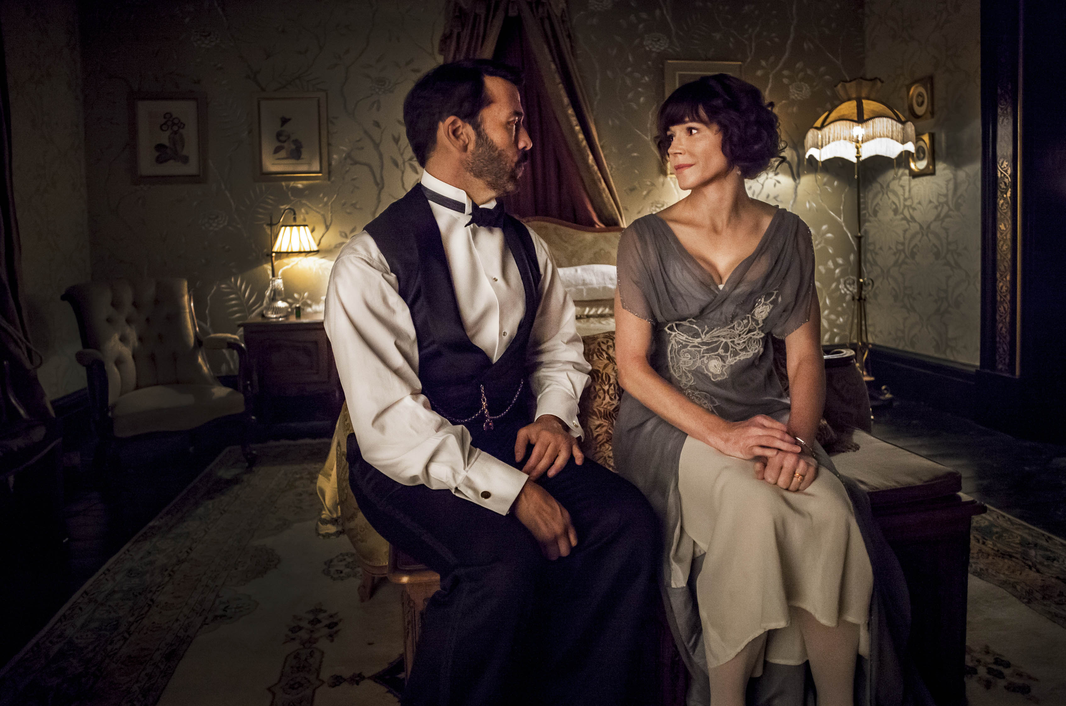 Mr Selfridge series 2 episode 10: cleared names, happy reunions and hankies all round