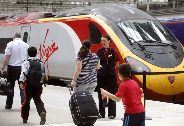 PleaseHelp: Virgin Trains stop service after tweet from
