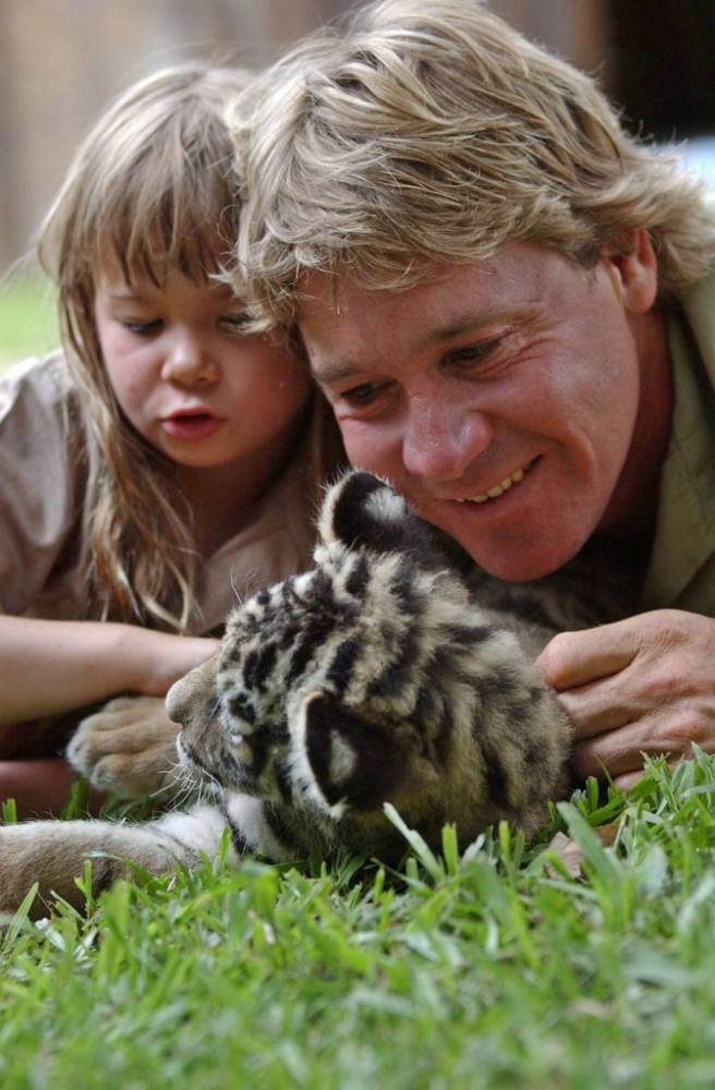 Steve Irwin's daughter Bindi looks completely different these days
