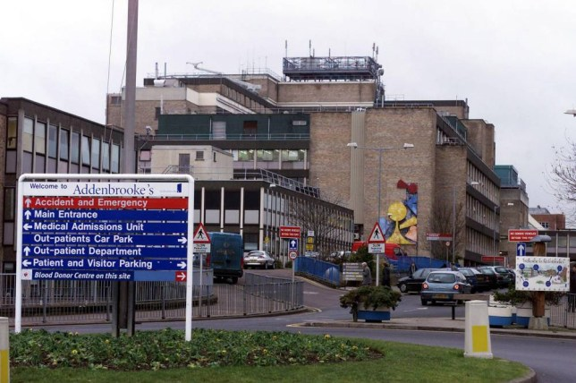 Addenbrooke's hospital in Cambridge disposed of 797 babies below 13 weeks gestation in their own 'waste to energy' plant
