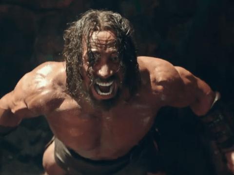 'I am Hercules!' Dwayne Johnson's muscles impress in new Hercules trailer
