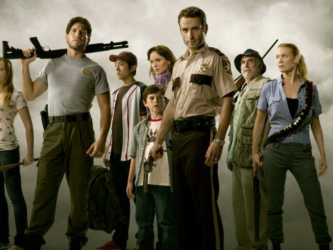 Good news everybody – The Walking Dead is coming back to Channel 5