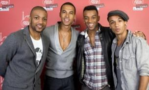 JLS are preserving their clean cut image