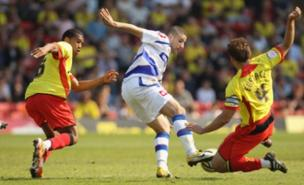 Adel Taarabt scored QPR's first goal (Getty Images)