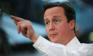 David Cameron has become embroiled in the NOTW scandal. (PA)