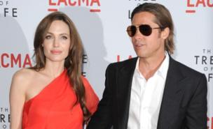 Angelina Jolie and Brad Pitt are heading to Norfolk (Getty Images)