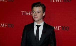 Chris Colfer is leaving Glee (AFP/Getty Images)