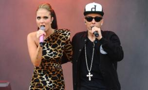 Dappy won't stand for people being rude to Tulisa (PA)