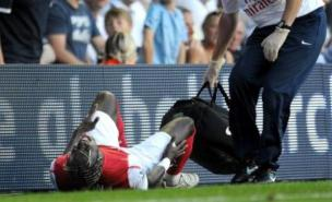 Bacary Sagna and Arsenal are optimistic after he underwent successful surgery (PA)
