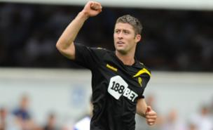 Juventus are keen to sign Gary Cahill (PA)