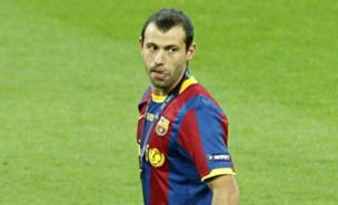 Javier Mascherano is wanted by Manchester United (PA)