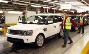 Jaguar Land Rover is increasing the size of its Solihull workforce by 25 per cent. (PA)
