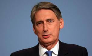 Defence secretary Philip Hammond has rejected reports of armed forces cuts (PA)