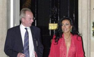 Nancy Dell'Olio has claim Sven Goran Eriksson was jealous of her relationship with Tony Blair (PA)