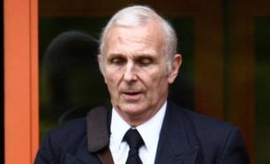 Brian Dodgeon was given a suspended sentence (PA)