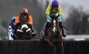 Kauto Star won the King George VI Chase at Kempton ahead of favourite Long Run (Getty Images)