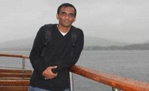 The funeral of murdered student Anuj Bidve will take place tonight in India