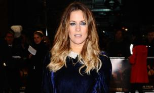 Caroline Flack seems unaffected by criticism (PA)