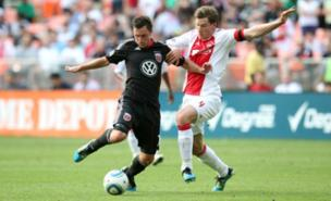 Jan Vertonghen (right) looks set to leave Ajax (Getty Images)