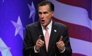 Mitt Romney has revealed his tax returns for 2010 (Getty)
