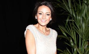 Michelle Keegan is happy with Max George (PA)