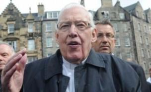 It was reported that Ian Paisley suffered a heart attack (Picture: Anna Gowthorpe/PA Wire)