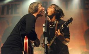 A number of previously unheard Libertines records are set to be sold at auction