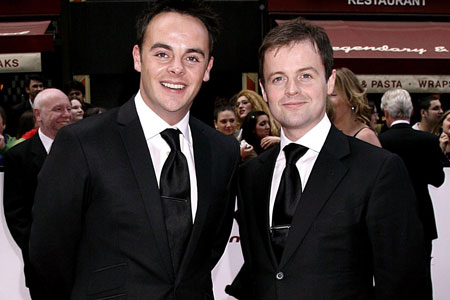 Ant and Dec fall out; Dec reinvents self as 'Dec'
