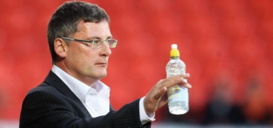 Craig Levein is the new manager of Scotland