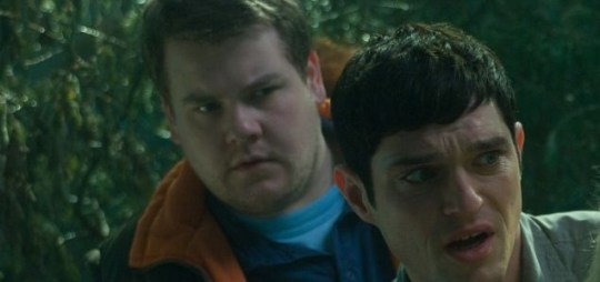Lesbian Vampire Killers James Corden Mathew Horne