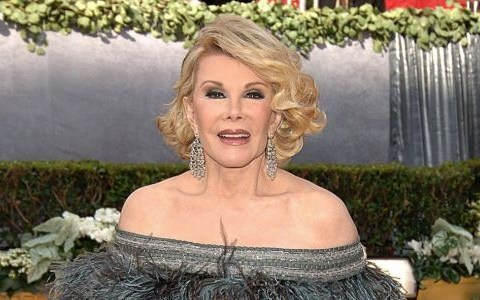 Joan Rivers dies: Celebrities flock to pay tribute to comedienne and TV presenter