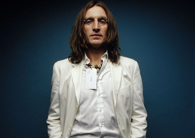Christopher Eccleston plays John Lennon in a new BBC4 programme