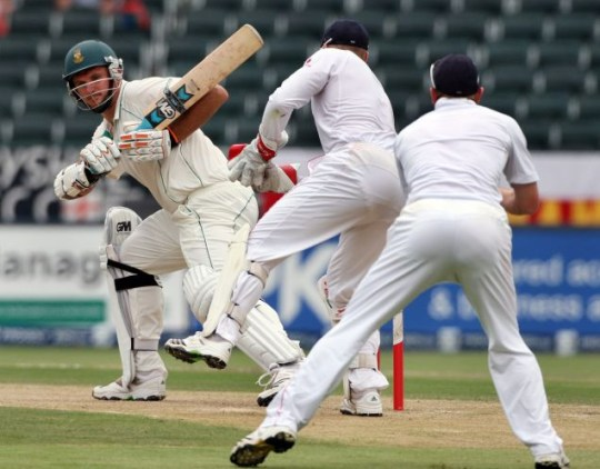 Graeme Smith hits out