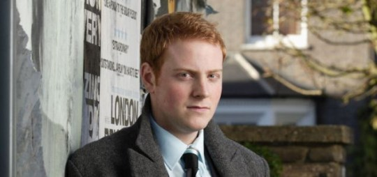Picture Shows: Bradley Branning [CHARLIE CLEMENTS]. Generic. WARNING: Use of this copyright image is subject to Terms of Use of Digital Picture Service. In particular, this image may only be used during the publicity period for the purpose of publicising EASTENDERS and provided the BBC is credited. Any use of this image on the internet or for any other purpose whatsoever, including advertising or other commercial uses, requires the prior written approval of the BBC.