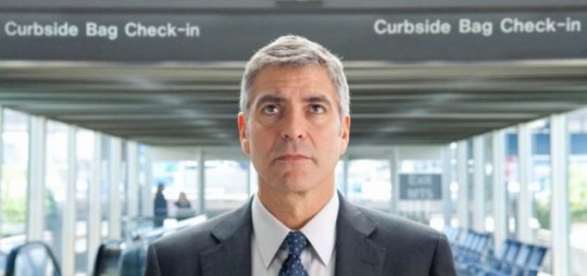 George Clooney stars in 'Up in the Air'