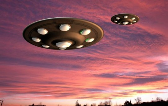 Heavens above: Aliens may already be among us say some boffins