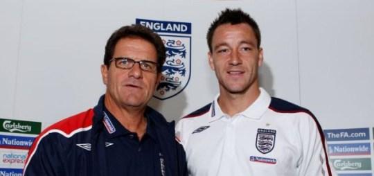 John Terry will meet Fabio Capello to discuss his future as England captain