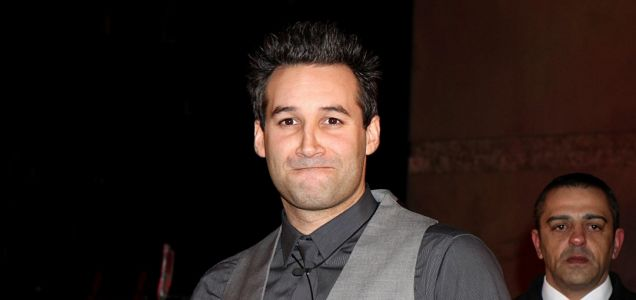 Awkward! Dane Bowers denies dating Alicia Douvell: 'I think I've MET her three times'
