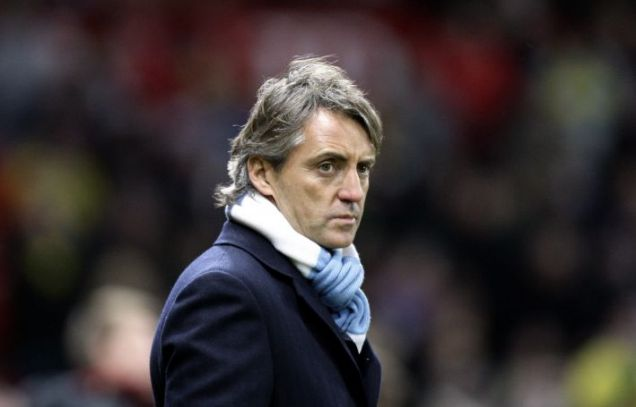 Confident: Roberto Mancini
