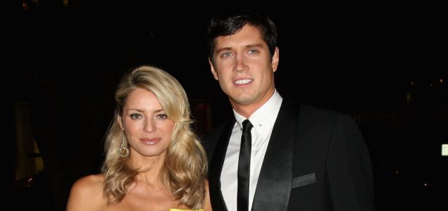 Tess Daly and Vernon Kaye have been married for seven years