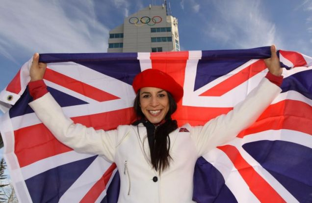 Shelley Rudman will fly the flag
