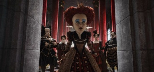 Rub shoulders with the stars of Alice In Wonderland at the Royal premiere