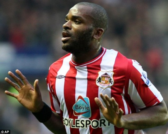 Logging out: Darren Bent has kicked Twitter out of his life