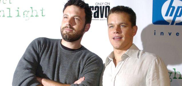 Ben Affleck shares cute Matt Damon throwback pic for National Best Friends Day
