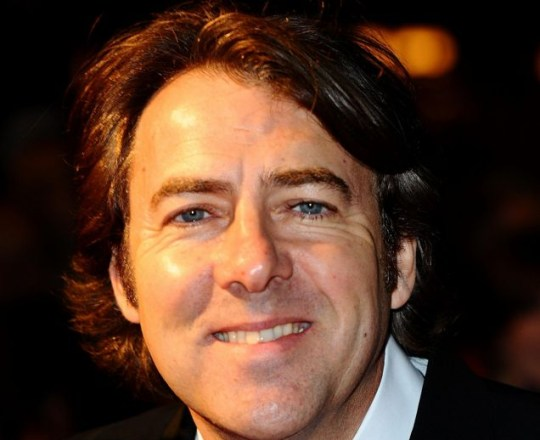 Jonathan Ross found his jokes didn't go down too well at last night's Baftas