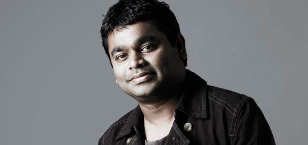 Composer AR Rahman