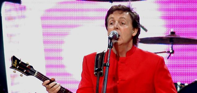 You can't buy me clothes at auction: Macca blocks sale of his old clothes