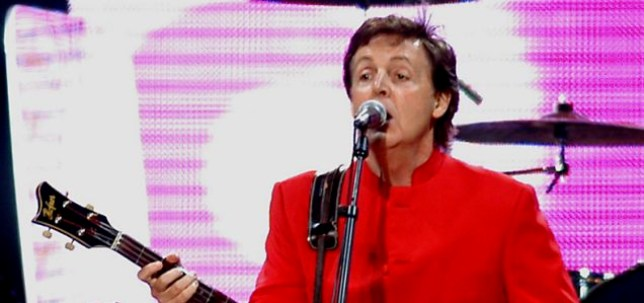 No sale: Paul McCartney blocked his former housekeeper's auction (Picture: AP)